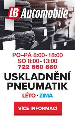 Uskladnění pneumatik